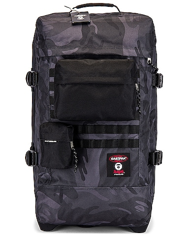 x AAPE Tranverz M Luggage Bag