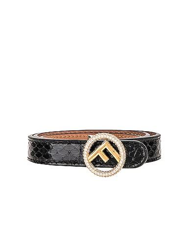 Small Logo Belt