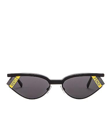 Small Gentle Fendi Sunglasses