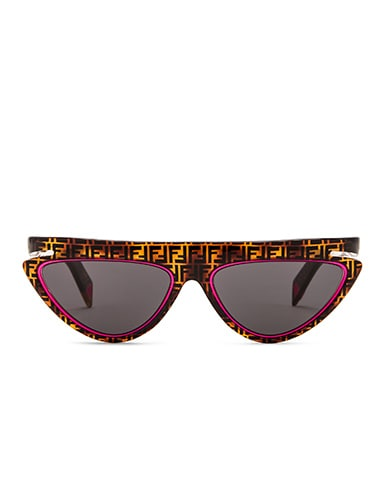 FFluo Cat Eye Sunglasses