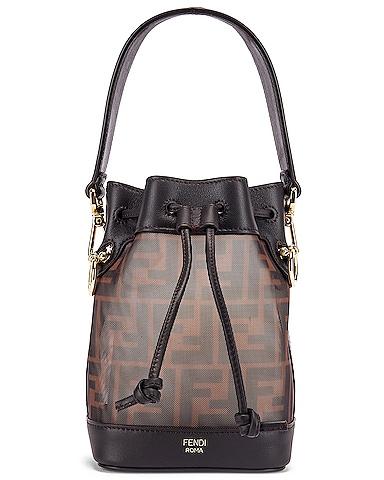 Mini Mon Tresor FF Bag