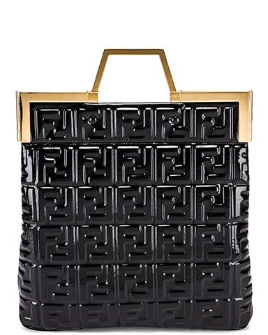 Regular Shopping Flap Bag