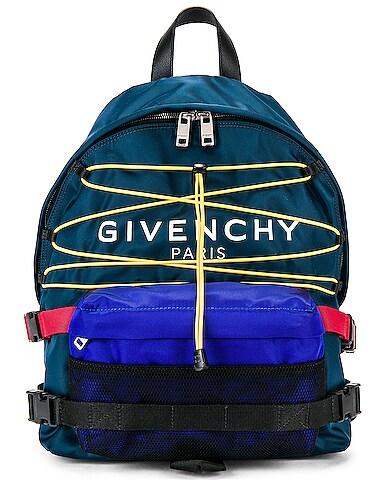 Hiking Logo Backpack