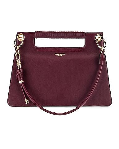 Contrast Medium Whip Bag