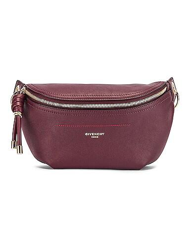 Contrast Chain Whip Belt Bag