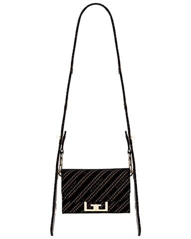 Nano Eden Lasered Velvet Bag
