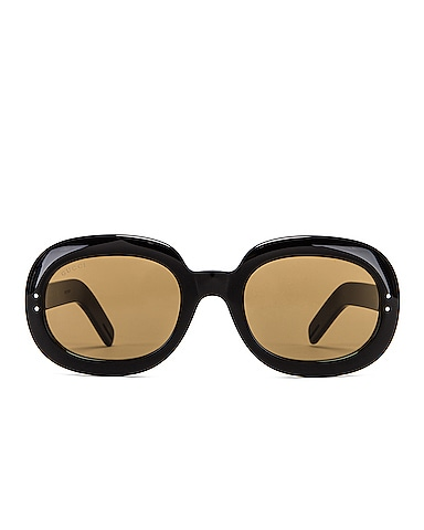 Small Acetate Sunglasses