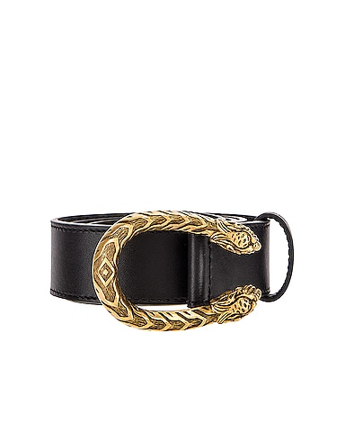 Dionysus Leather Belt