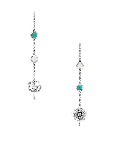 GG Marmont Threader Earrings