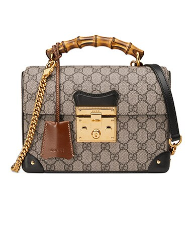 Padlock GG Shoulder Bag