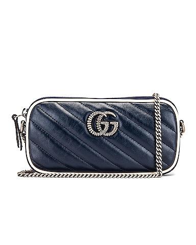 GG Marmont Torchon Chain Shoulder Bag