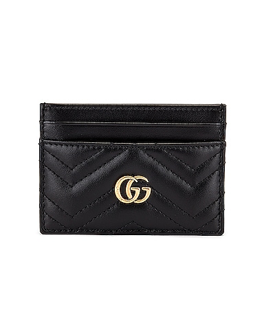 GG Marmont 2.0 Card Case