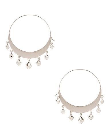 Tanganyika Hoop Earrings