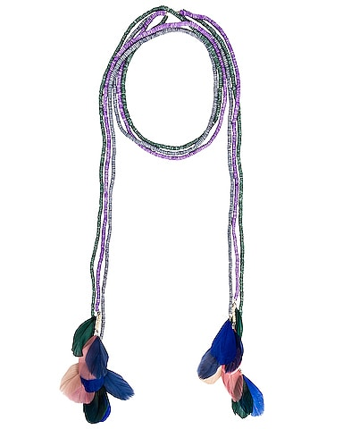 Echarpe Necklace