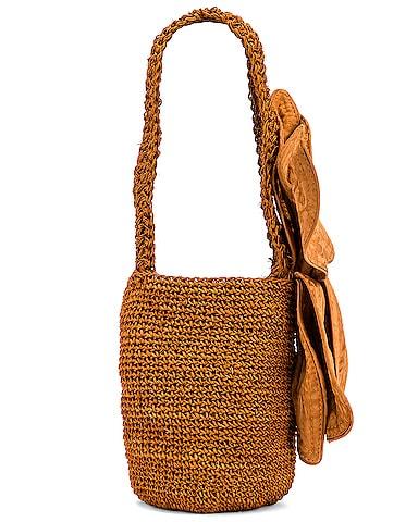 Distrito Salvaje Desert Spice Flower Mini Bag