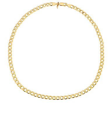 Lightweight Curb Chain Necklace