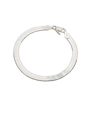 XL Herringbone Bracelet
