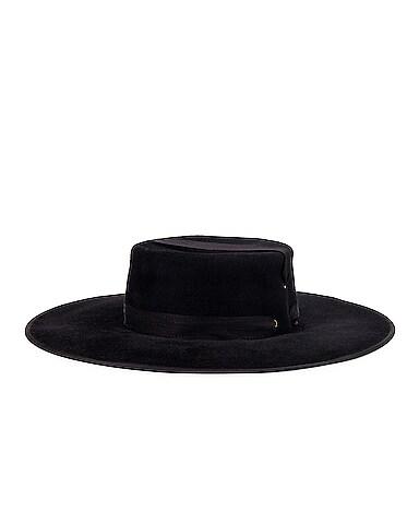 Zorro Felt Hat