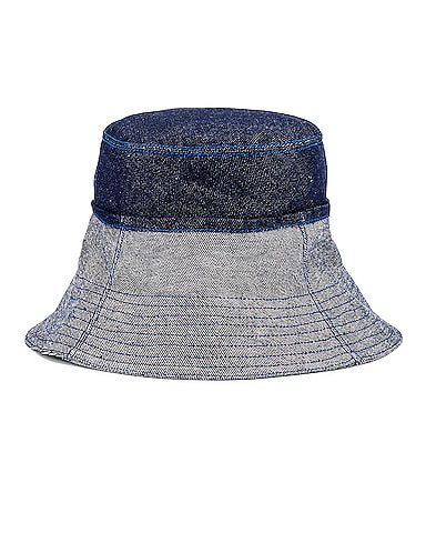 Cuffed Bucket Hat