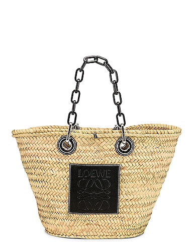 Basket Chain Bag