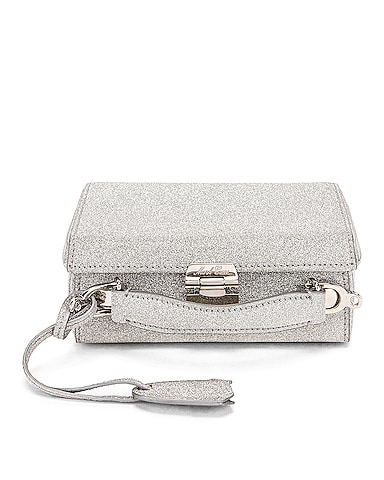 Grace Glitter Mini Box Bag
