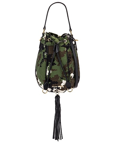 Camouflage Pouch Bag