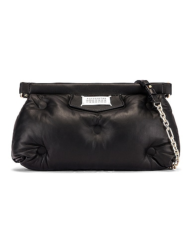 Glam Slam Chain Crossbody Bag