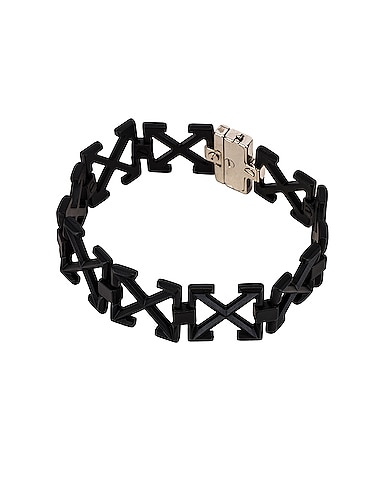 Multi Arrows Metal Bracelet