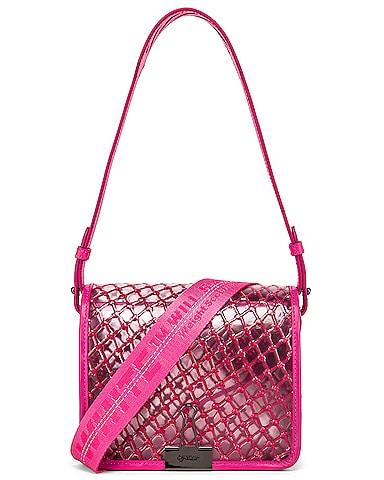 PVC Net Flap Bag