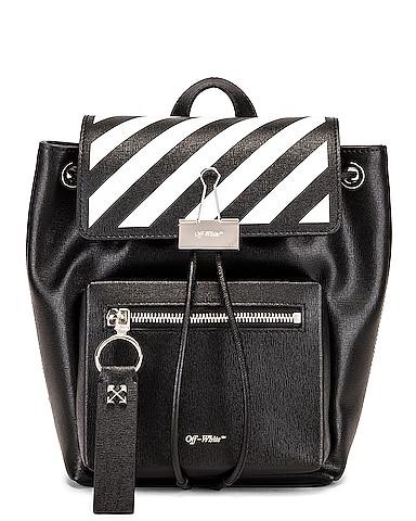 Diagonal Mini Backpack