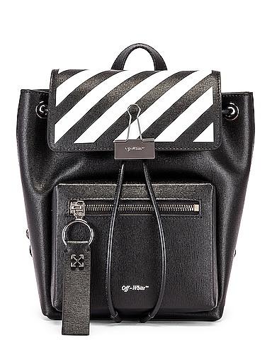 Diagonal Binder Backpack