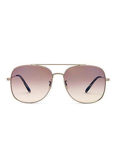 Taron Metal Sunglasses