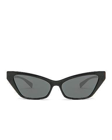 x Alain Mikli Le Matin Sunglasses