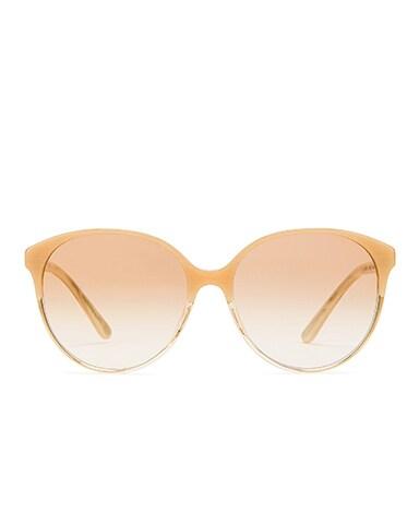 x THE ROW Brooktree Sunglasses