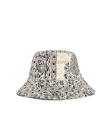 Monochrome Bucket Hat