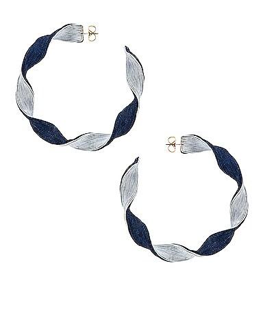 Penelope Hoop Earrings