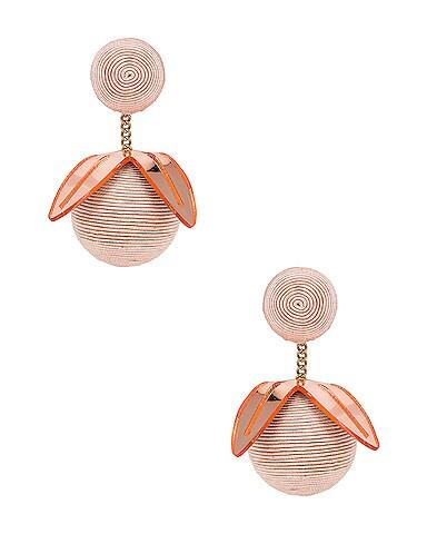 Tulip 2 Drop Earrings