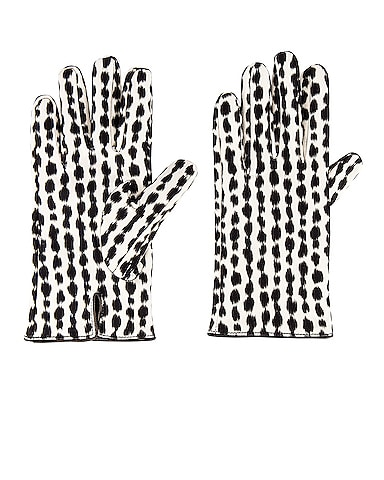 Animal Fabric Gloves
