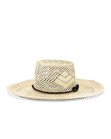 Boater Adjustable Cord Hat