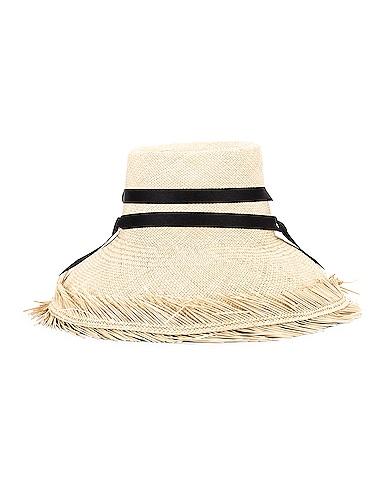 Panama Frayed Hat
