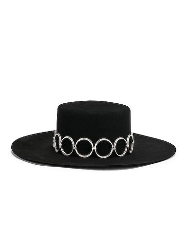 Circle Belt Hat