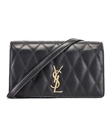 af0eef66f41 Angie Crossbody Bag Angie Crossbody Bag. Saint Laurent. Angie Crossbody Bag