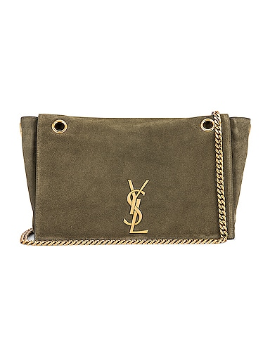 Kate Reversible Monogram Shoulder Bag