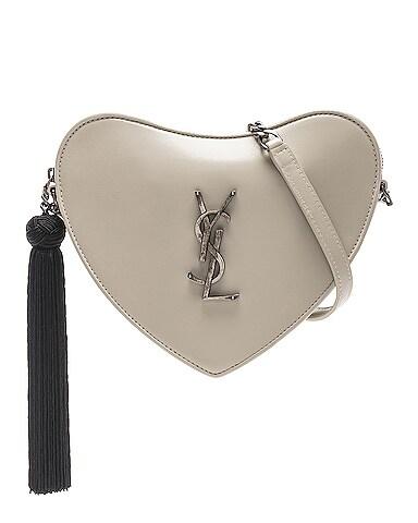 Sac Coeur Monogram Heart Chain Bag