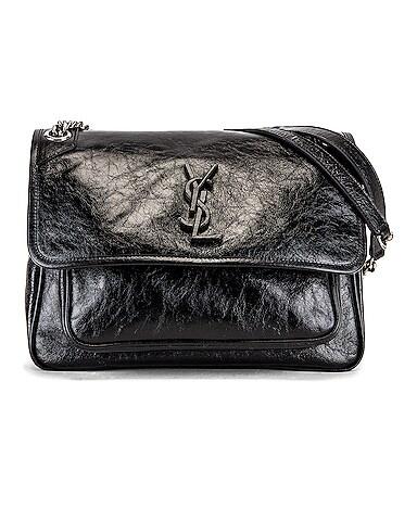 d6f5f50320f6 Medium Niki Chain Bag. Saint Laurent