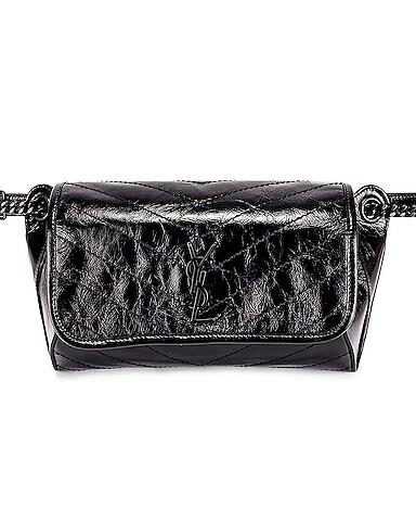 Niki Monogramme Body Bag