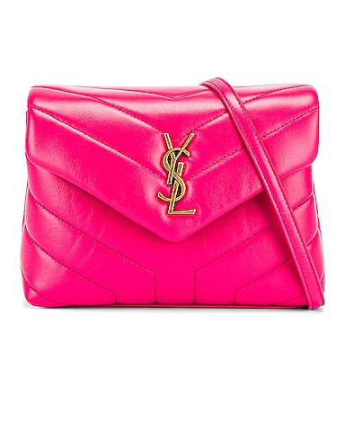 Toy Supple Monogramme Loulou Strap Bag