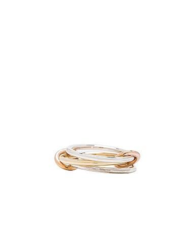 Solarium Silver Ring