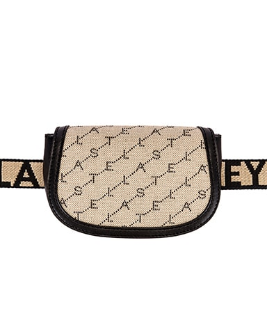 Flap Canvas Belt Bag
