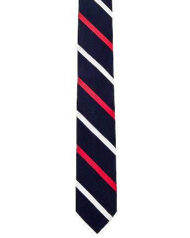 Classic Banker Stripe Necktie